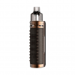 Elektronická cigareta: VooPoo Drag X Pod Kit (Bronze Knight)