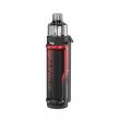Elektronická cigareta: VooPoo Argus Pro Pod Kit (3000mAh) (Litchi Leather & Red)