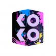 Vyměnitelný boční panel pro Uwell Caliburn KOKO PRIME (Fialový) (2ks)