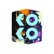 Vyměnitelný boční panel pro Uwell Caliburn KOKO PRIME (Modrý) (2ks)