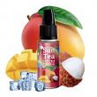 Příchuť Sun Tea: Mango Lychee (Svěží mango a liči) 10ml