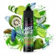 Příchuť Just Juice S&V: Guanabana & Lime on Ice (Ledová limetka s graviolou) 20ml