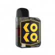 Elektronická cigareta: Uwell Caliburn KOKO PRIME Vision Pod Kit (690mAh) (Dark Translucent)