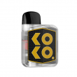 Elektronická cigareta: Uwell Caliburn KOKO PRIME Vision Pod Kit (690mAh) (Translucent)