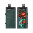 Elektronická cigareta: Uwell Havok V1 Mod Pod Kit (1800mAh) (Zelená)