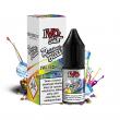 E-liquid IVG Salt 10ml / 10mg: Rainbow Blast (Chladivé sladké bonbony)