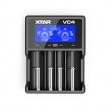 Multifunkční nabíječka baterií - XTAR VC4 (4 sloty)