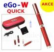 Elektronická cigareta eGo-W (Vínová), 1ks