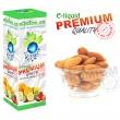 E-liquid: PREMIUM - 10ml / 6mg: MANDLE (Almond)