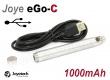 Joyetech eGo-C Upgrade s USB baterie 1000 mAh - Silver