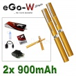 eGo-W 900mAh copper, 2ks
