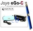 Elektronická cigareta JoyeTech eGo C modrá, 1ks
