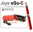 Elektronická cigareta JoyeTech eGo C červená, 1ks