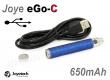 Joyetech eGo-C Upgrade s USB baterie 650 mAh - Blue