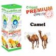 E-liquid: PREMIUM - 10ml / 0mg (ZERO): CAMEL (CML)