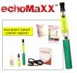 Elektronická cigareta: echoMaXX™ (BLISTER KIT) (Zelená), 1ks