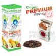 E-liquid: PREMIUM - 10ml / 0mg (ZERO): LUCKY STRIKE (Lucky Color