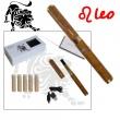 [!Doprodej] - Elektronická cigareta: LEO (1x 800mAh) - (Hnědá /