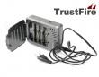 Multifunkční nabíječka baterií - TrustFire TR-003P4