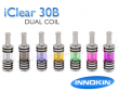 Clearomizer Innokin iClear 30B BDC (2,1ohm) (Červený)