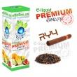 E-liquid: PREMIUM - 30ml / 18mg: Doutník RY4 (RY4 Cigar)