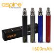 Baterie Aspire CF VV eGo - 1600mAh (Červený carbon)