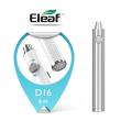 Baterie Eleaf iJust D16 eGo LED (VV) 850mAh (Stříbrná)