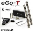 Joye eGo-T 2ks 650mAh (Chromová)