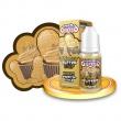 E-liquid American Stars 10ml / 18mg: Peanut Butter Cup