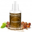 E-liquid Flavourtec 50ml / 0mg: Lískový ořech (Hazelnut)