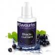 E-liquid Flavourtec 50ml / 9mg: Černý rybíz (Blackcurrant)