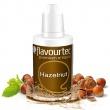 E-liquid Flavourtec 50ml / 9mg: Lískový ořech (Hazelnut)