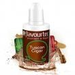E-liquid Flavourtec 50ml / 9mg: Tuscan Cigarre (Tabák)