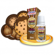 E-liquid American Stars 10ml / 0mg: Nutty Buddy Cookie