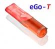 Cartridge pro atomizéry Joye eGo-T / eGo-C (5ks) - Červené čiré