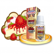 E-liquid American Stars 10ml / 0mg: Strawberry Cheesecake