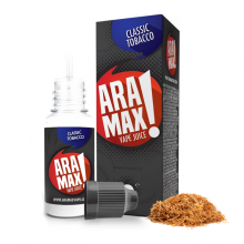 E-liquid Aramax 10ml / 0mg: Classic Tobacco (Tabák)