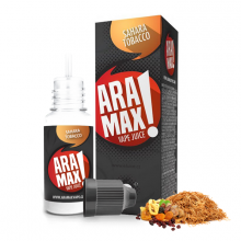 E-liquid Aramax 10ml / 0mg: Sahara Tobacco (Tabák)