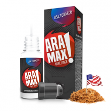 E-liquid Aramax 10ml / 0mg: USA Tobacco (Tabák)
