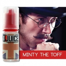 Příchuť T-Juice: Minty the Toff (Ledový karamel) 10ml (EXP: 09/2017)