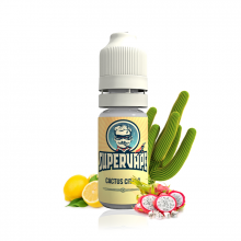 Příchuť Supervape: Citron a kaktus (Lemon Cactus) 10ml