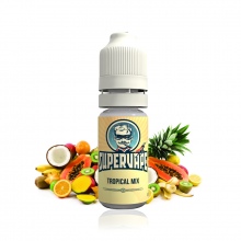 Příchuť Supervape: Tropický mix (Tropical Mix) 10ml