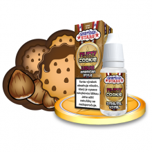 E-liquid American Stars 10ml / 3mg: Nutty Buddy Cookie