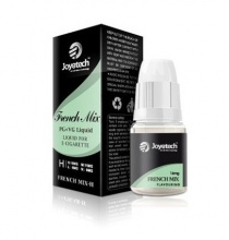 E-liquid: Joyetech - 30ml / 0mg: French Mix (Tabák)