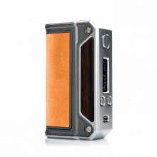 Elektronický grip: Lost Vape Therion DNA 75W (Yellow Leather)