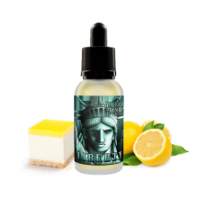 E-liquid American Desire 30ml / 0mg: Liberty (Citronový cheesecake)