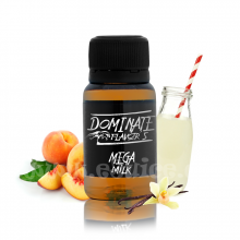 Příchuť Dominate Flavors: Peachy Milk 15ml