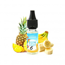 Příchuť Just Vapemaker: Sun Light 6 (Banán a ananas)