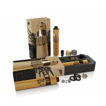 Mechanický grip: AtomVapes Revolver Reloaded 2 Kit s RDTA (Copper)