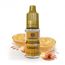 Příchuť Imperia: Caramel Pudding 10ml